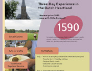Three-Day Experience in the Dutch Heartland